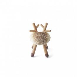 Bambi Stuhl aus Eiche und Nussbaumholz bei Takeshi Sawada
