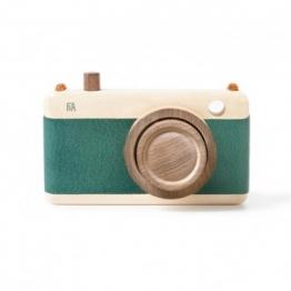 Fotoapparat aus Holz