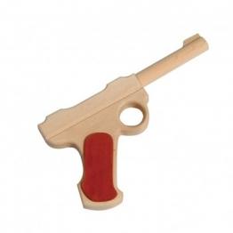 Holz Colt Pistole