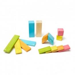 Magnetbausteine aus Holz (14er Set)