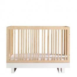 Mittwachsendes Kinderbett 70x140 cm