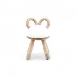 Stuhl Schaf aus Eiche und Buchenholz bei Takeshi Sawada