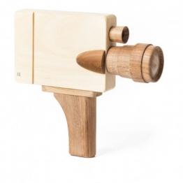 Videokamera  aus Holz