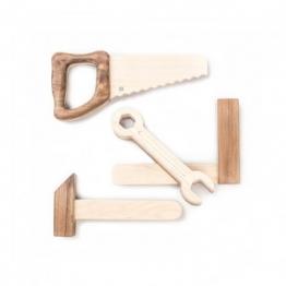 Werkzeug Set aus Holz